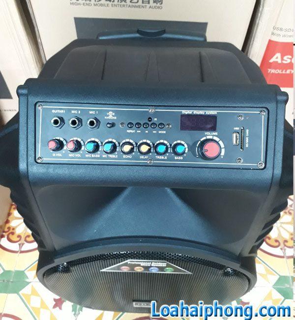 bảng mạch Loa kéo JBA-8900