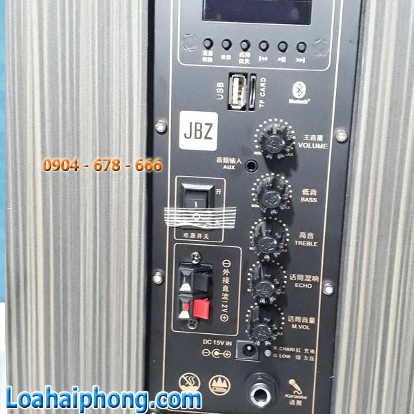 Loa kéo JBZ NE 108 bảng mạch