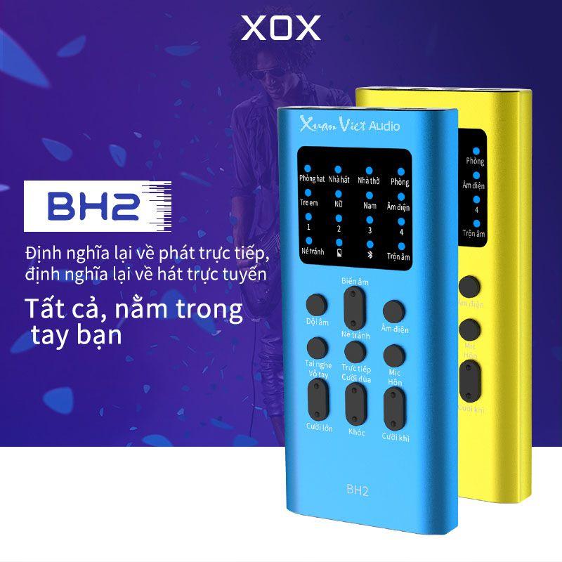 Sound card siêu nhỏ XOX Bh2