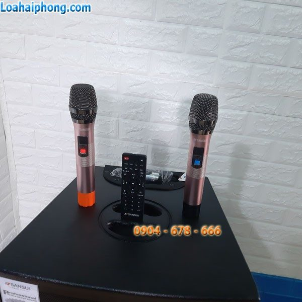 Micro Loa kéo Sansui SG3-15
