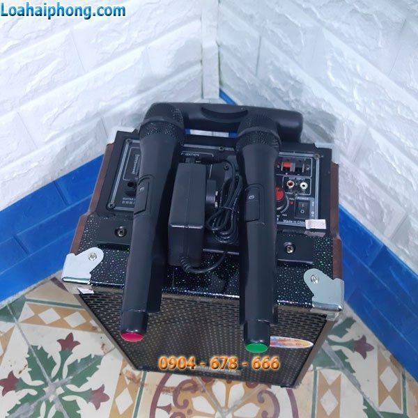 Micro đi kèm Loa kéo Temeisheng Q8S