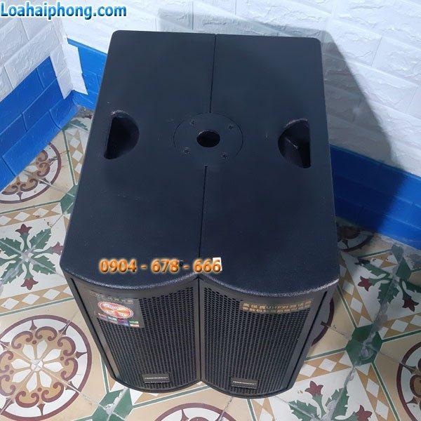 Mặt trên loa Temeisheng GD 12-06