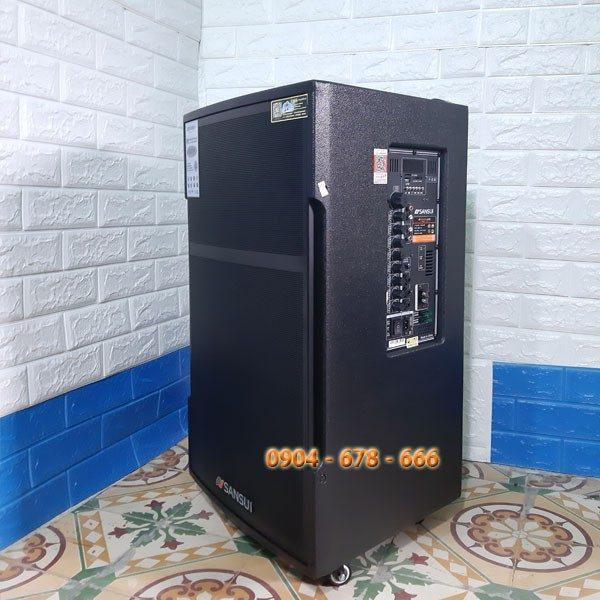 Vỏ thùng Loa kéo Sansui SG3-15