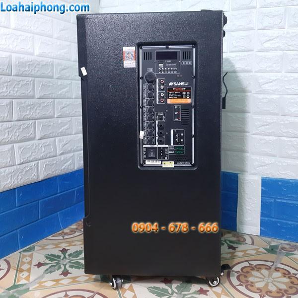 bảng mạch Loa kéo Sansui SG3-15