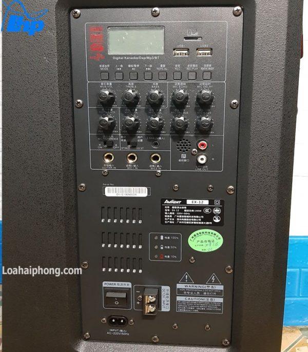 Bảng mạch Loa kéo Avlight EX12