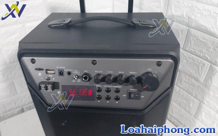Loa kéo Malata M+9086 - bảng điều khiển