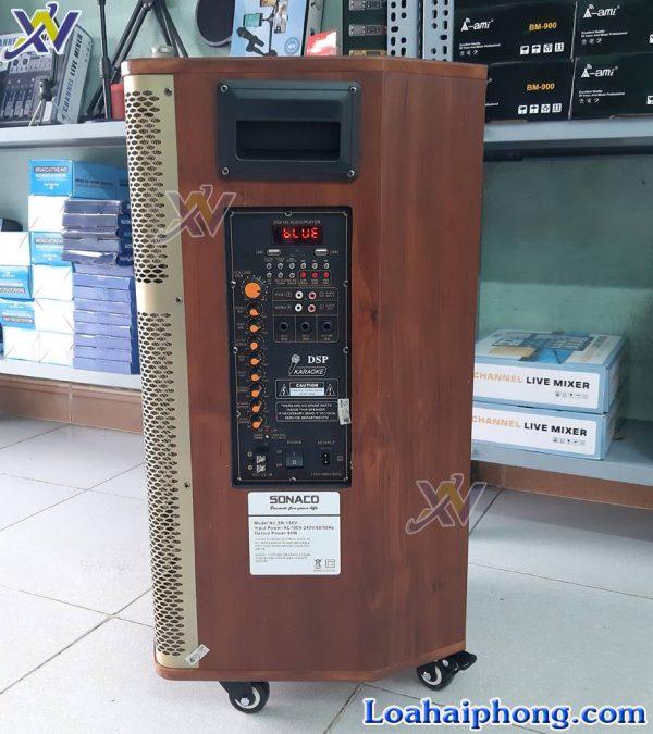 loa keo Sonaco SN 156V - thiết kế tiện lợi