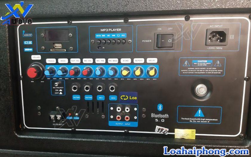 Bảng điều chỉnh âm thanh K80