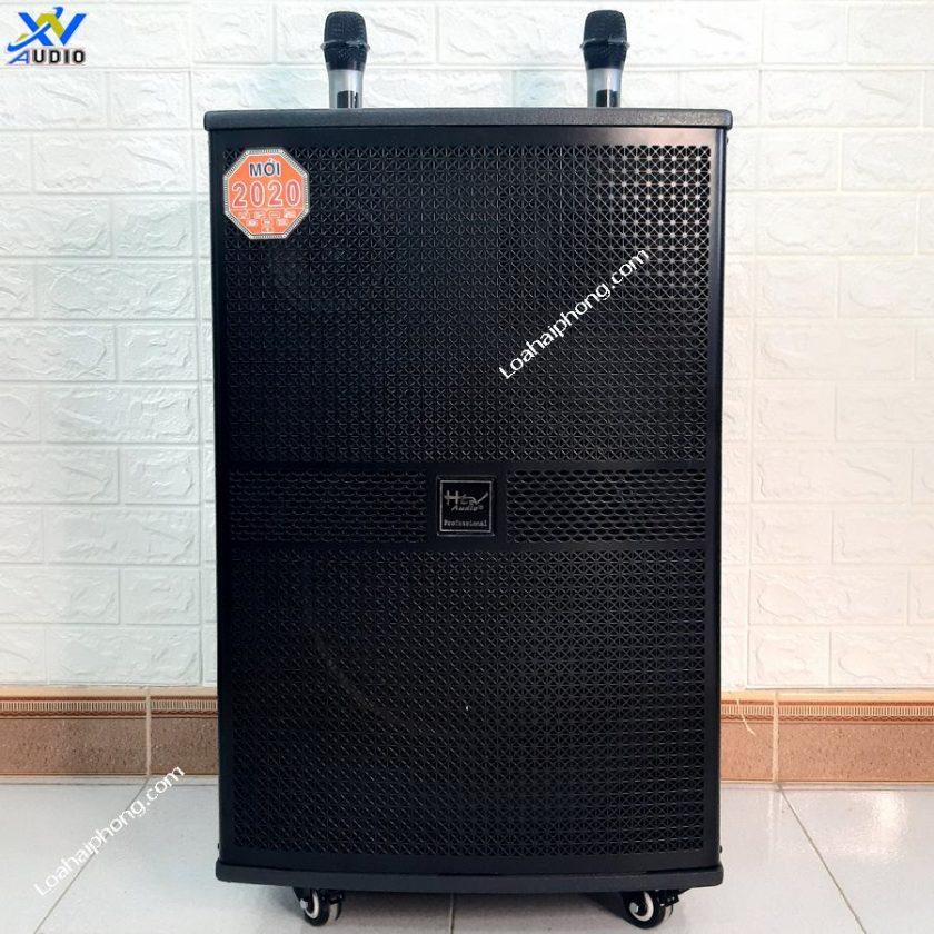 Loa kéo karaoke bass 40 HLOV F30