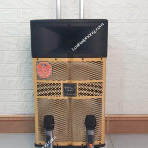 Loa-keo-karaoke-hlov-f12-micro
