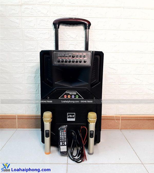 lao kéo t6c và phụ kiện micro không dây