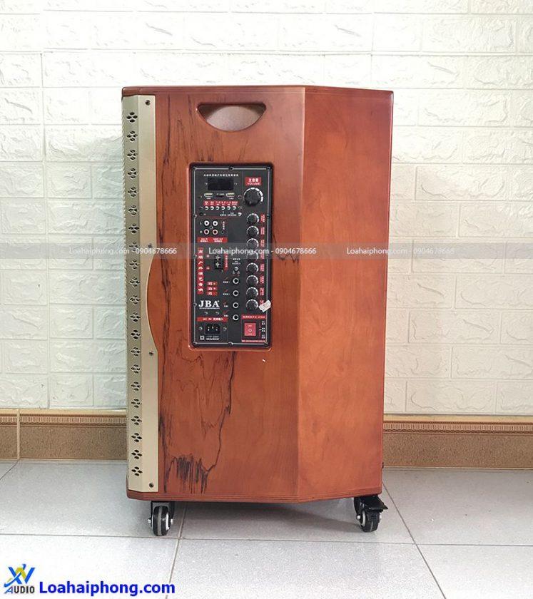 Loa 8615A thiết kế đẹp mắt sang trọng
