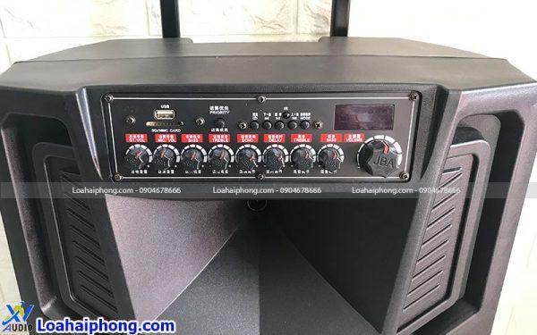 Bẳng điều khiển Loa kéo JBA T6A