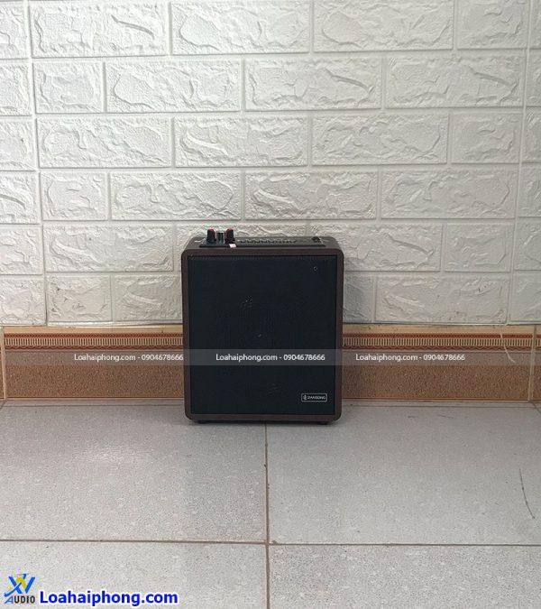 Loa Bluetooth karaoke zansong-a061