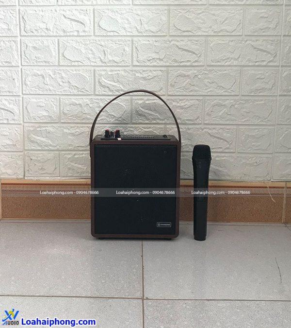 Loa karaoke mini zansong-a061