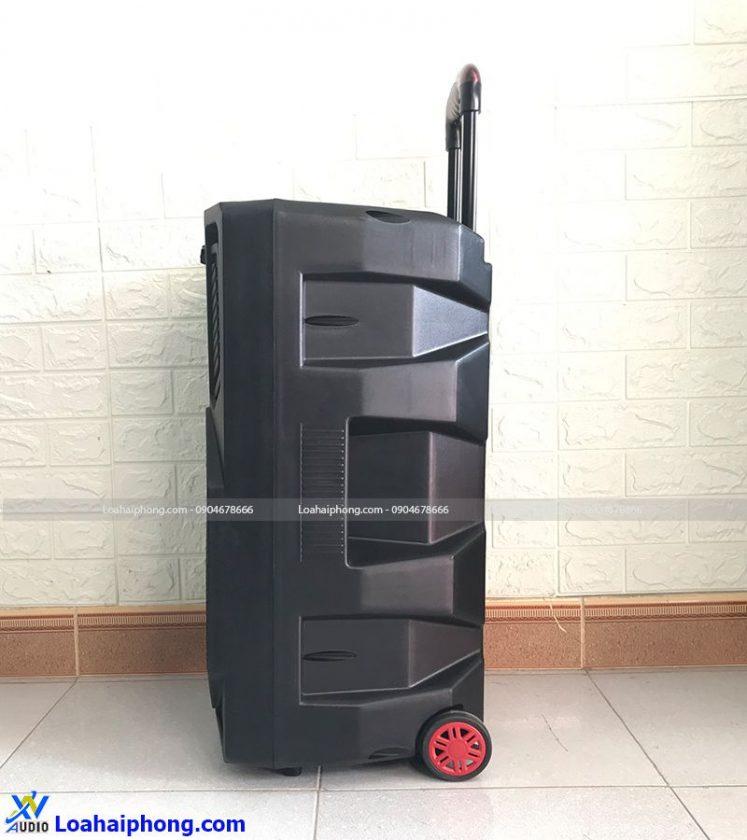 Loa kéo JBA T6A - bass 40 thùng nhựa