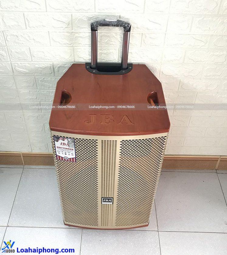 Loa kéo thùng gỗ nâu đỏ JBA 8615A