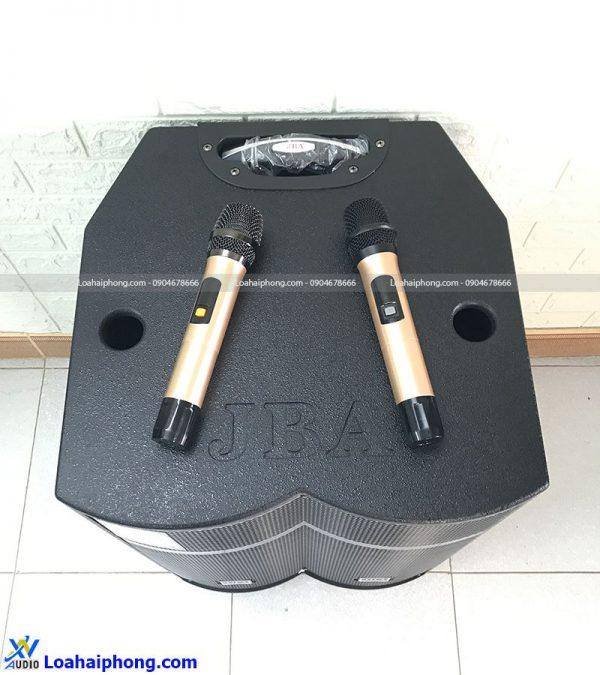 micro loa kéo bass 40 JBA A-18S