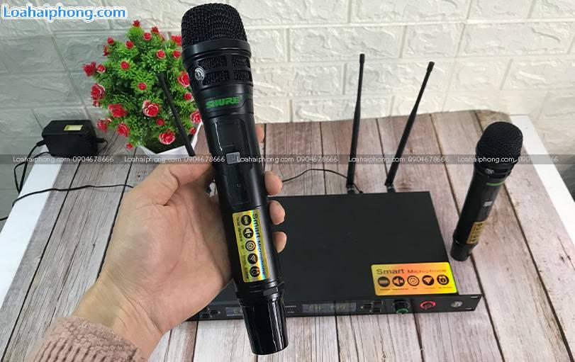 Tay micro Shure UGX 23