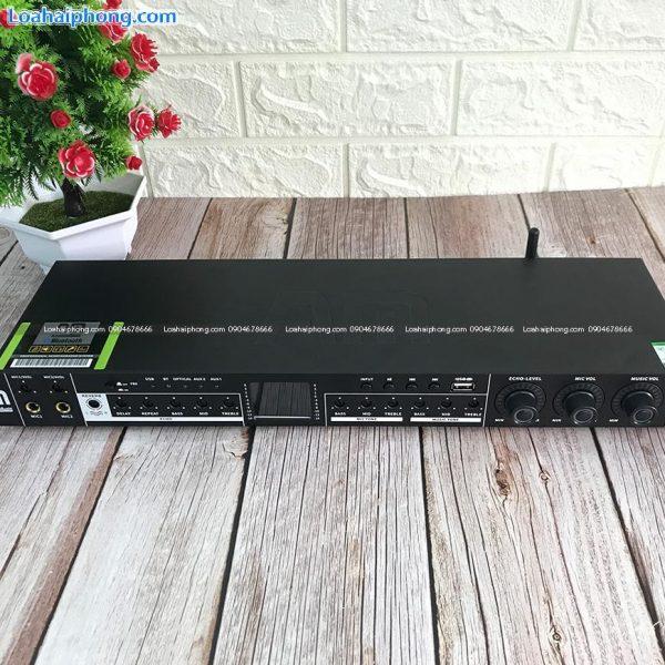 Vang cơ AM K-9600 Vina Ktv chính hãng, bảo hành uy tín
