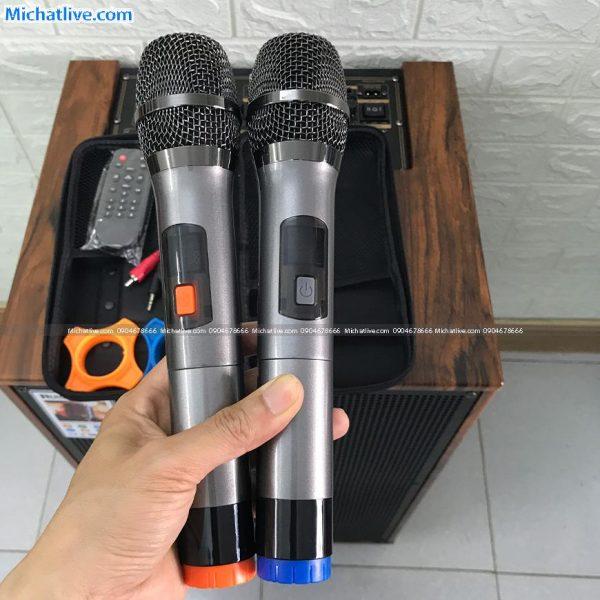 98K K21B tay micro không dây đi kèm