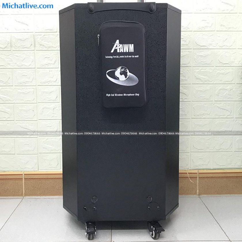 AWM ED156 hộp đựng mic
