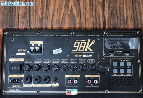 Bo mạch điều khiển loa 98K K21B